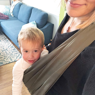babywearing boober truths blog