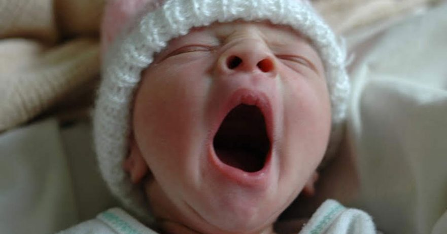 what's a postpartum doula meema spadola blog post boober baby yawning
