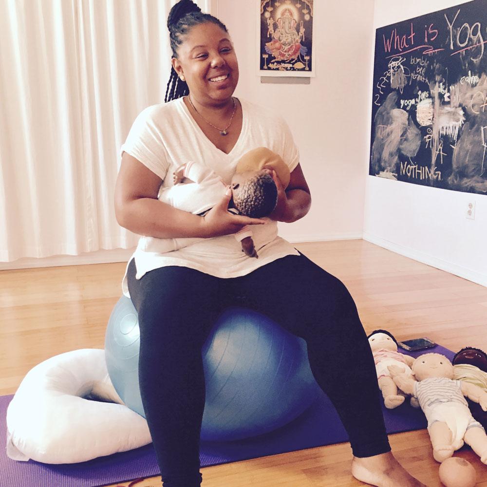 Q A With Lashanda Dandrich Ibclc Black Breastfeeding Week 2019
