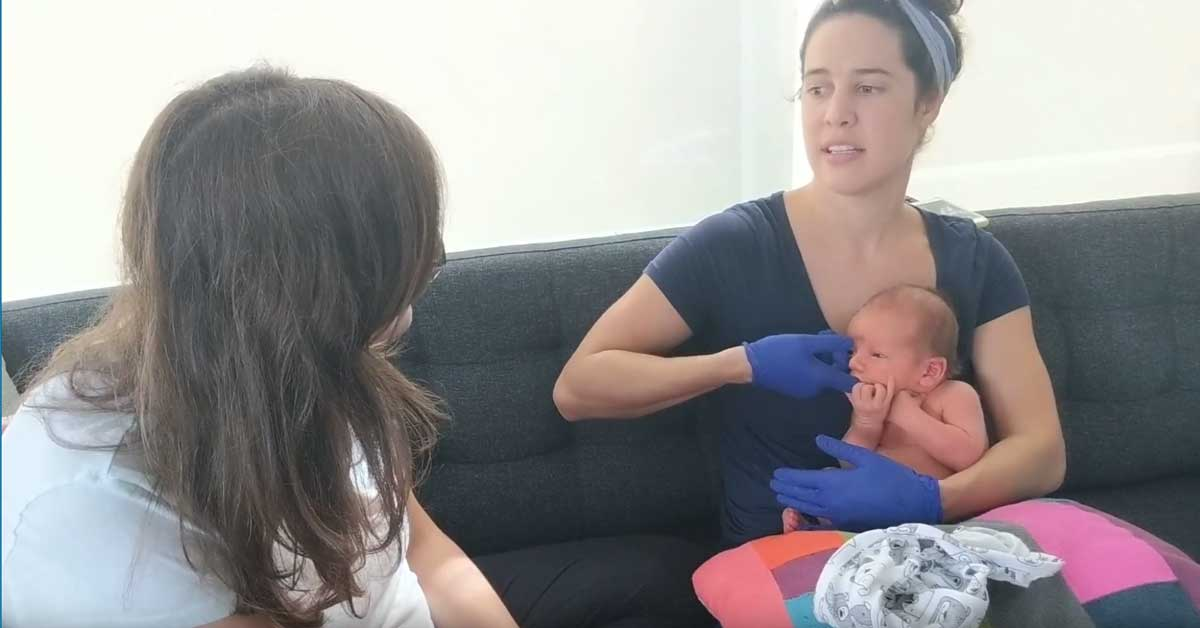 boober blog post boobertube how a lactation consultant assesses baby's latch